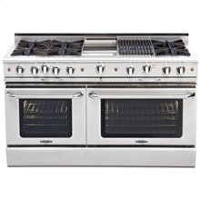 "Culinarian 60"" Gas Self Clean Range"
