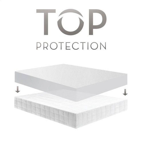 Pr1me Smooth Mattress Protector - Split Queen