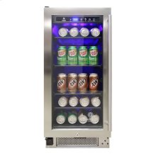 Connoisseur Series 33 Single-Zone Beverage Cooler (Left Hinge)