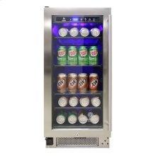 Connoisseur Series 33 Single-Zone Beverage Cooler (Left Hinge)