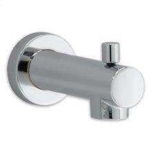 Serin Slip-On Diverter Tub Spout - Polished Chrome