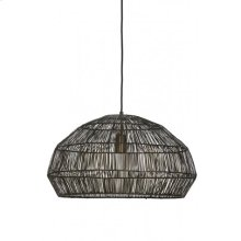 Hanglamp 56x35 cm JENNA bronze