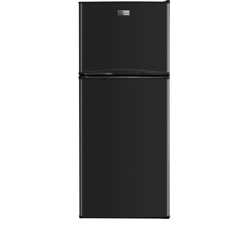 FFTR1222QB Frigidaire 12 Cu. Ft. Top Freezer Apartment-Size ...