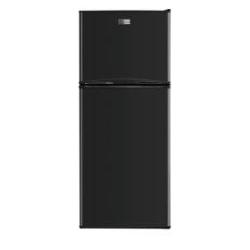 Fftr1222qb in black by frigidaire in west point va 12 cu ft top ft top freezer apartment size refrigerator swarovskicordoba Gallery