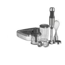 5-Speed Hand Blender - Contour Silver