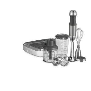 Kitchenaid5-Speed Hand Blender - Contour Silver