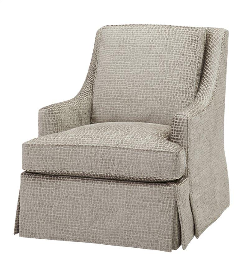 7023 In By Massoud Furniture In Jackson Tn Swivel Rocker