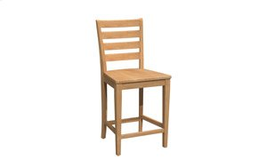 Stationary stool