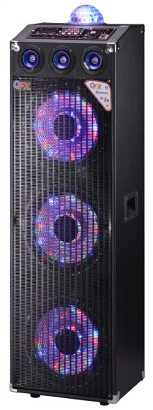 Cabinet Speaker With Built-in Amplifier