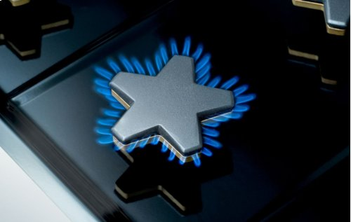 36-Inch Pro Harmony® Standard Depth Gas Range