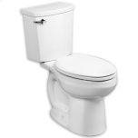 American StandardH2Optimum Siphonic Right Height Elongated Toilet - Toilet Tank