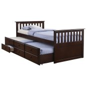 3000 Mission Hills Captain's Bed