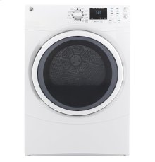 GE® 7.5 cu. ft. Capacity Front Load Electric Dryer