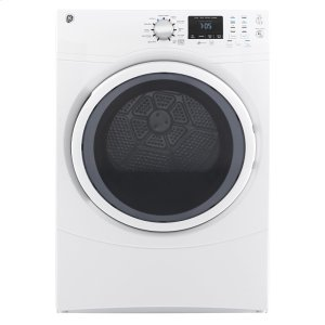 GE®7.5 cu. ft. Capacity Front Load Electric Dryer