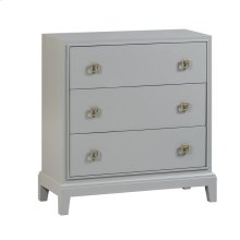 Hawthorne Estate 3 Drawer Dover Grey Chest