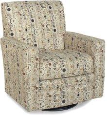Hickorycraft Swivel Glider Chair (004910SG)