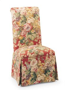 Gina Armless Dining Chair - 21 L X 27 D X 42 H