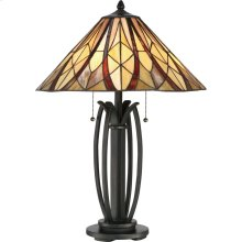 Victory Table Lamp in Valiant Bronze