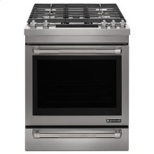"Jenn-Air® 30"" Dual™Fuel Range - Pro Style Stainless"