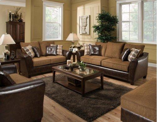3200 Too Good Chocolate Sofa Only