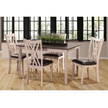 Paige Rectangle Dining Table SET