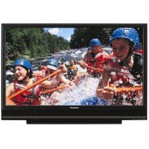 "Panasonic56"" Class (55.6"" Diagonal) LIFI 8482; Projection HDTV with SD Card Slot"
