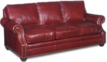 Bradington Young Warner Stationary Sofa 8-Way Tie 220-95