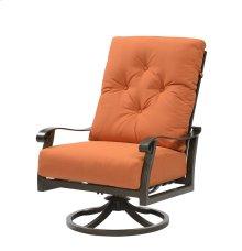 Swivel Rocker Lounge Chair-sun-cayenne#48026 (2ea Per/ctn))