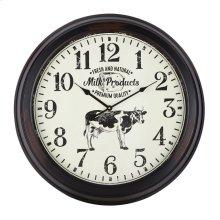 Clyde Wall Clock