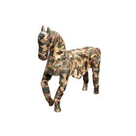 Camouflage Horse