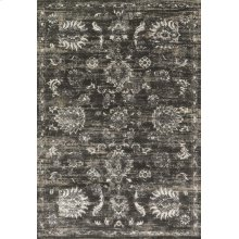 Charcoal / Silver Rug