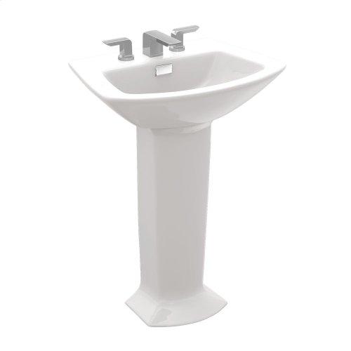Soirée® Pedestal Lavatory - Cotton