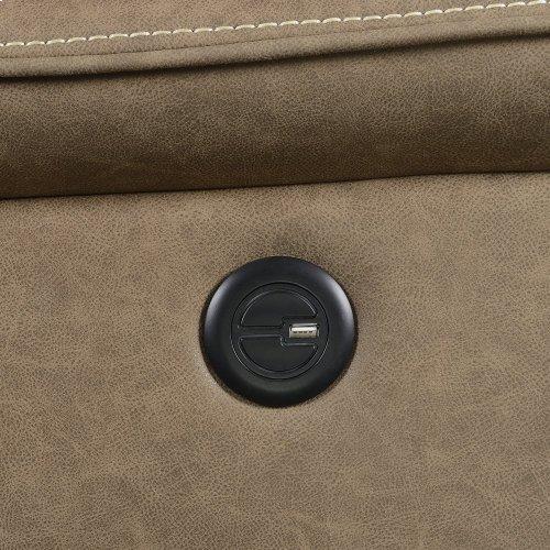 Emerald Home Allyn Recliner Desert Sand U7127-04-05