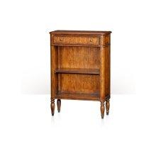 Diminutive Bookcase - Hickory