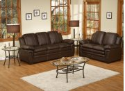 Brown Luxury Sofa Set Collection Product Image