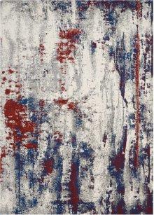 Maxell Mae15 Multicolor Rectangle Rug 5'3'' X 7'3''