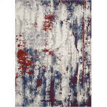 Maxell Mae15 Multicolor Rectangle Rug 5'3'' X 7'3''