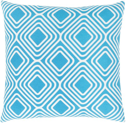 "Miranda MRA-010 20"" x 20"" Pillow Shell with Down Insert"