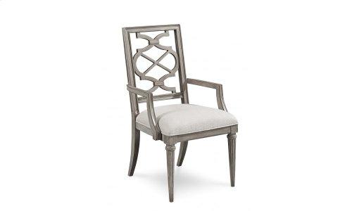 Morrissey Blake Arm Chair Smoke