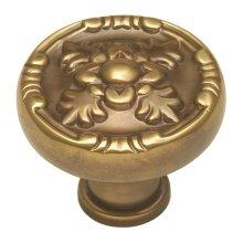 Richelieu Knob - Sherwood Antique Brass