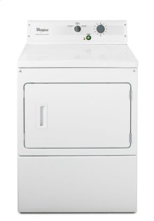 "27"" Mechanical, Non-Metered Full Console On- Premise Gas Dryer"