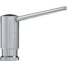 Soap dispenser Satin Nickel