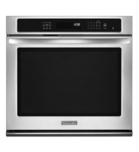 KitchenAid® 27-Inch Convection Single Wall Oven, Architect® Series II - Stainless Steel