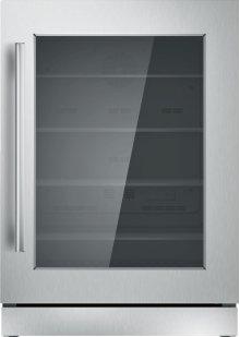 24 inch UNDER-COUNTER GLASS DOOR REFRIGERATION T24UR910RS
