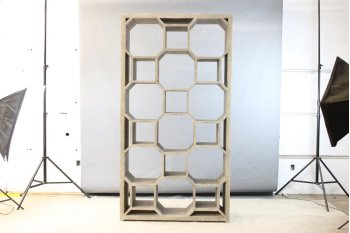 Honeycomb Display Cabinet Product Image