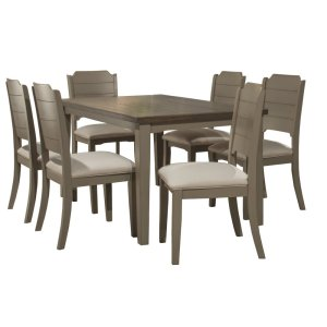 Hillsdale FurnitureClarion 7-piece Rectangle Dining Set With Dining Chairs