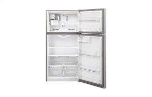 "24 cu. ft. Large Capacity 33"" Wide Top Mount Refrigerator"
