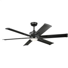 Szeplo Patio Collection 60 Inch Szeplo II LED Fan SBK