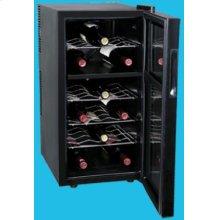 18 Bottle Dual Zone Wine Cellar