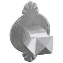 Robe Hook 6207 with 1404 Rosette